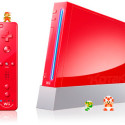 Nintendo Celebrates Super Mario Bros. 25th Anniversary With A 'Mario Red' Wii