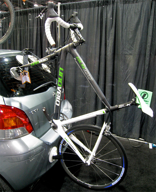 SeaSucker Suction Cup Bike Rack (Image courtesy The GearCaster)