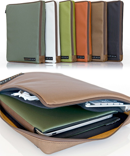 WaterField Designs iPad Wallet (Images courtesy WaterField Designs)