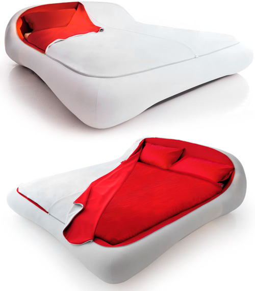 Letto Zip Bed (Images courtesy Florida)