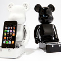 Be@rbrick iPhone/iPod Speaker System