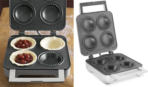 Breville Personal Pie Maker (Images courtesy Williams-Sonoma)