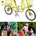 Camioncyclette Is Like The Pickup Truck Of Bicycles