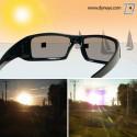 Dynamic Eye Sunglasses Block The Sun's Glare No Matter Where You Look