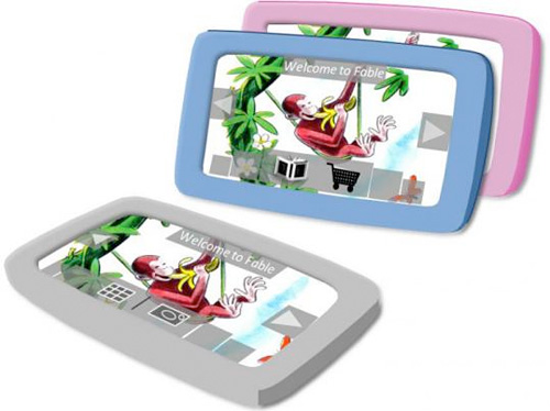 Fable Kid-Friendly Tablet (Image courtesy Isabella)