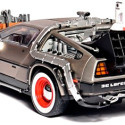 Flash Rods Cram 500GB Inside A DeLorean