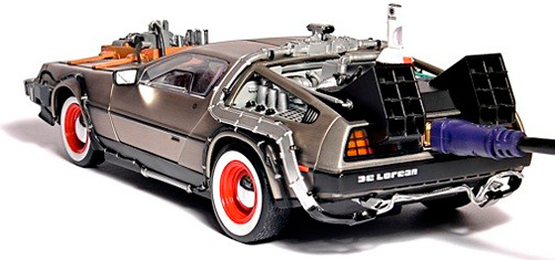 Flash Rods DeLorean (Image courtesy Flash Rods)