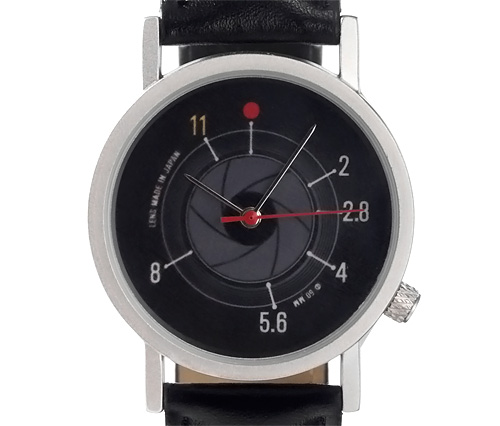 F-Stop Watch (Image courtesy UncommonGoods)