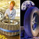 NASA & Goodyear Win An R&D Award For Their New Spring Tire