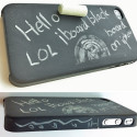 iBlackBoard iPhone Case Concept, Because Nothing Goes Better With Expensive Electronics Than Chalkdust