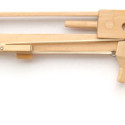 The Jenga Pistol – Everyone's Thought Of It, This Guy Made One