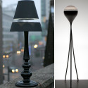 LOS!Series Levitating Lamps