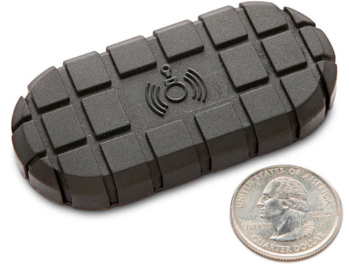 Micro Sonic Grenade (Image courtesy ThinkGeek)