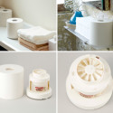 MUJI Toilet Paper Roll Bathroom Deodorizer Hides In Plain Sight