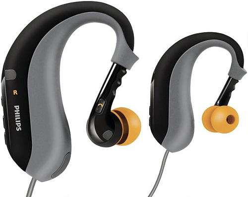 Philips ActionFit Bluetooth Headphones (Image courtesy Philips)