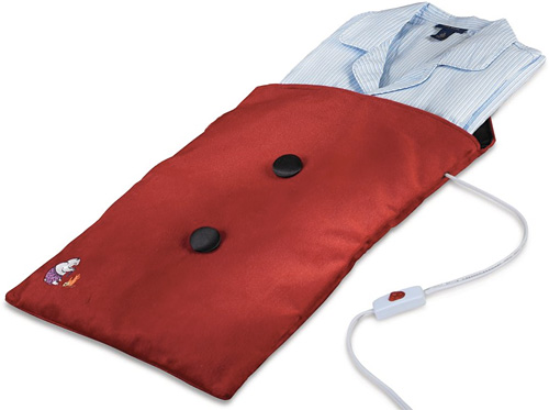Pajama Warming Pouch (Image courtesy Hammacher Schlemmer)