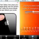 Pulse Phone App Cleverly Measures Your Heart Rate Using The iPhone 4's Camera And Flash