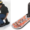 Seated Snowboard Is The Perfect Accessory For Lazy Shaun Whites