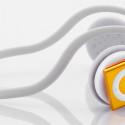 Elecom's 'Wireless' iPod Shuffle Headphones