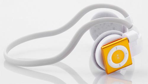 Elecom's Actrail Headphones (Image courtesy Elecom)