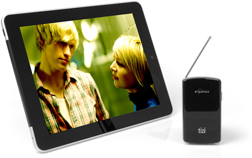 tizi Mobile TV Hotspot (Image courtesy equinux)