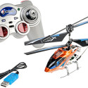 TRex Indoor RC Helicopter With Cruise Control