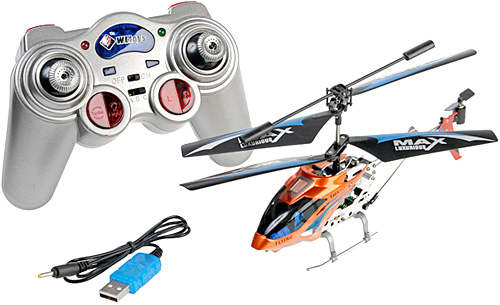 TRex Indoor RC Helicopter (Image courtesy Toys.Brando.com)