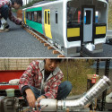 I Really Want To See What This Gas Turbine Model Train Can Do