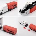 USB Hub/Flash Card Readin' Tractor Trailer