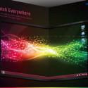 Samsung Introduces Foldable 3D TV Concept