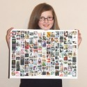Immortalize Your Facebook Friends With A Poster From Social Artworks