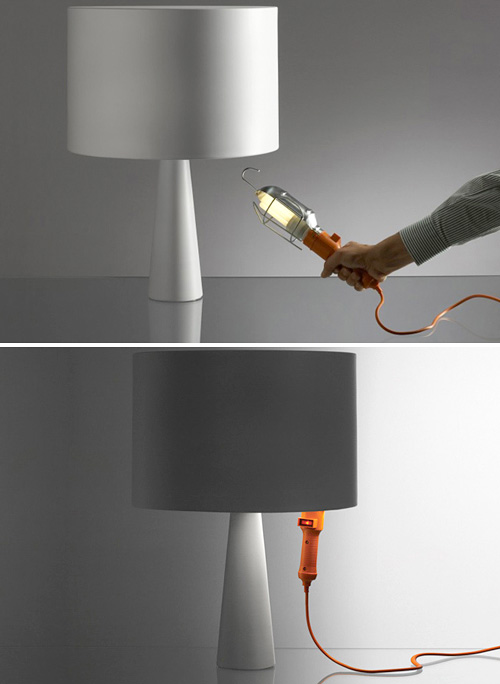 Cau Table Lamp (Images courtesy Daily Icon)