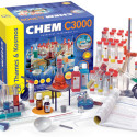 Chem C3000 Chemistry Set Looks Educational & Entertaining – Someone Call The Fun Police