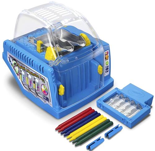 Crayola Crayon Maker (Image courtesy 7Gadgets)