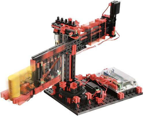 fischertechnik Industry Robots II Set (Image courtesy fischertechnik)