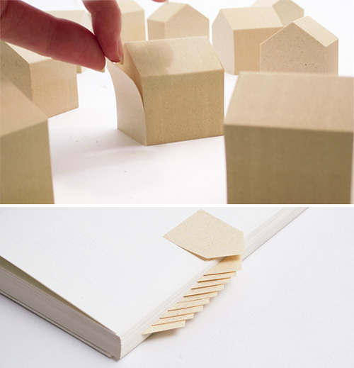 IE-TAG Sticky Notes (Images courtesy Naruse-Inokuma Architects)