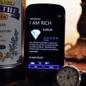 I Am Rich App Hits Windows Phone 7