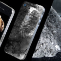 Stuart Hughes iPhone 4 HISTORY Edition Crafted With T-Rex Teeth And Meteors