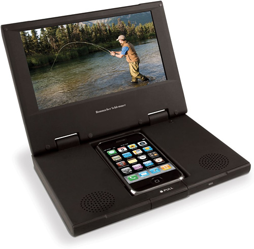 iPhone Screen Enlarger (Image courtesy Hammacher Schlemmer)