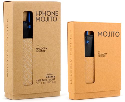 Malcolm Fontier Mojito & iMojito (Images property OhGizmo!)