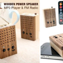 Motz Tiny Wooden Speakers Gain MP3 Playback Capabilities