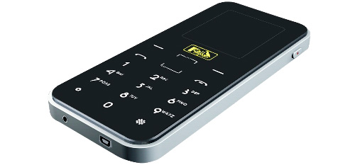 Mynah Bluetooth Cellphone Recorder (Image courtesy Spygadgets)