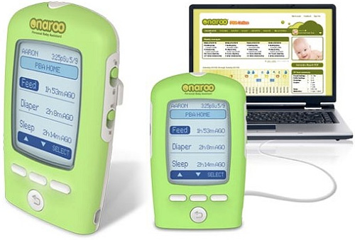 Onaroo PBA (Personal Baby Assistant) (Images courtesy American Innovative)