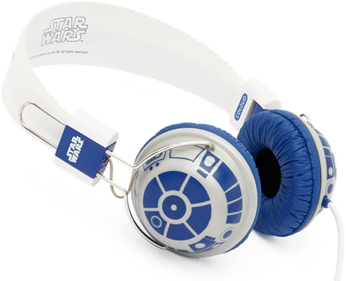 Coloud R2-D2 Headphones (Image courtesy Coloud)
