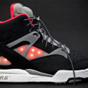 Custom Illuminated Reebok Omnizone Pumps