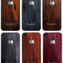 Trunket Hand-Crafted Wooden iPhone 4 Skins