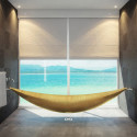 Hammock-Inspired Vessel Tub Seems Like A Great Idea