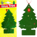 Wee Tree LED Air Freshener Festively Hides The Stank In Your Car