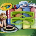 3D Crayola Chalk – Is Everything In 3D Now?