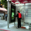 San Francisco's Got Video Game Equipped Bus Shelters – It's Official, My City Sucks